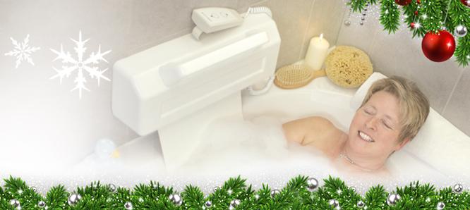 Badelift als Weihnachtsgeschenk